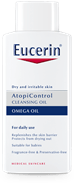 زيت التنظيف Eucerin AtopiControl Cleansin Oil