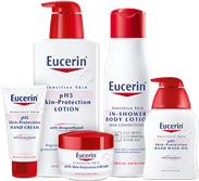 منتجات مجموعة Eucerin pH5 Skin-Protection