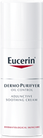 الكريم المسكن للبشرة Eucerin DermoPurifyer Adjunctive Soothing Cream