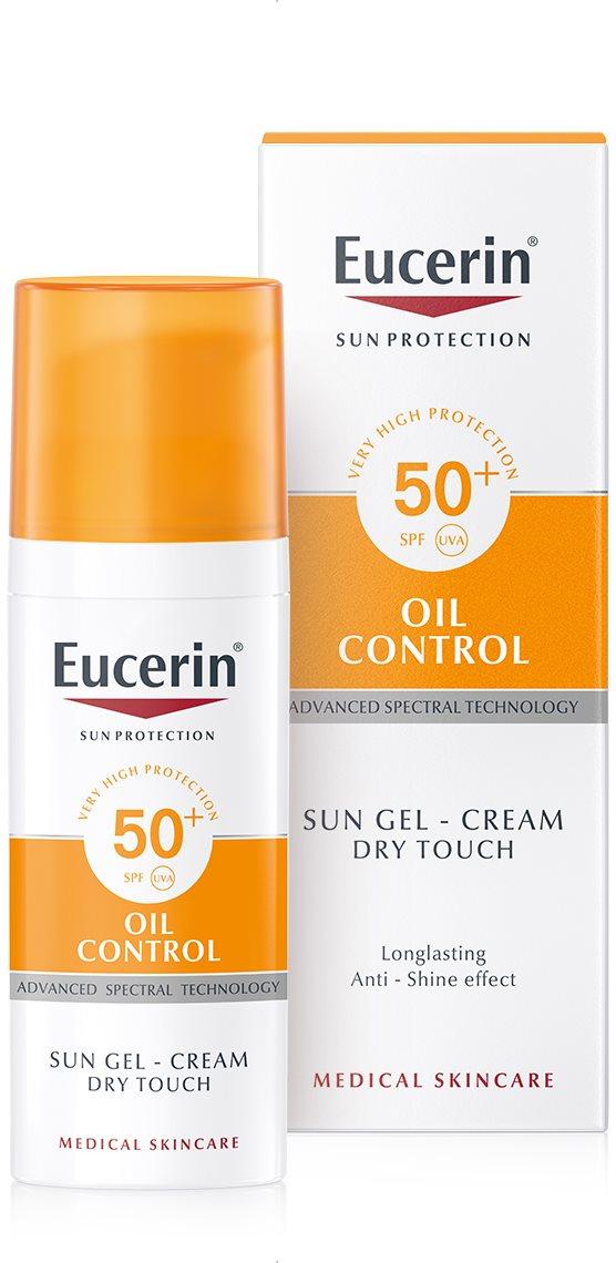 b2dfda710 جل كريم الحماية من الشمس للبشرة الدهنية Sun Gel-Cream Oil Control SPF 30 |  واقي شمسي للبشرة الدهنية والمعرضة لحب الشباب | ُEucerin